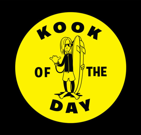 Kook of the day