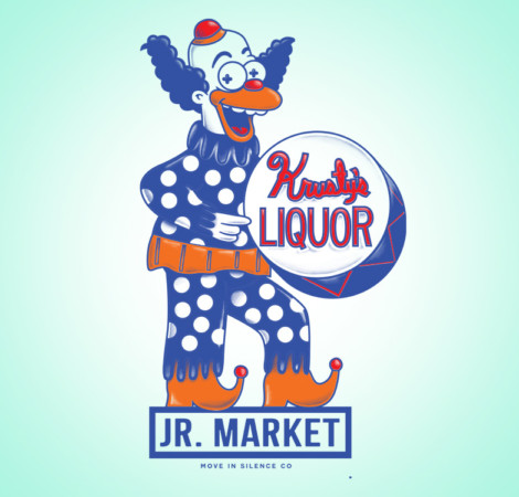 Move In Silence: Krusty Liquor