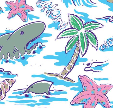chon ocean pattern