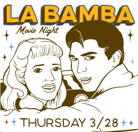 la bamba screening